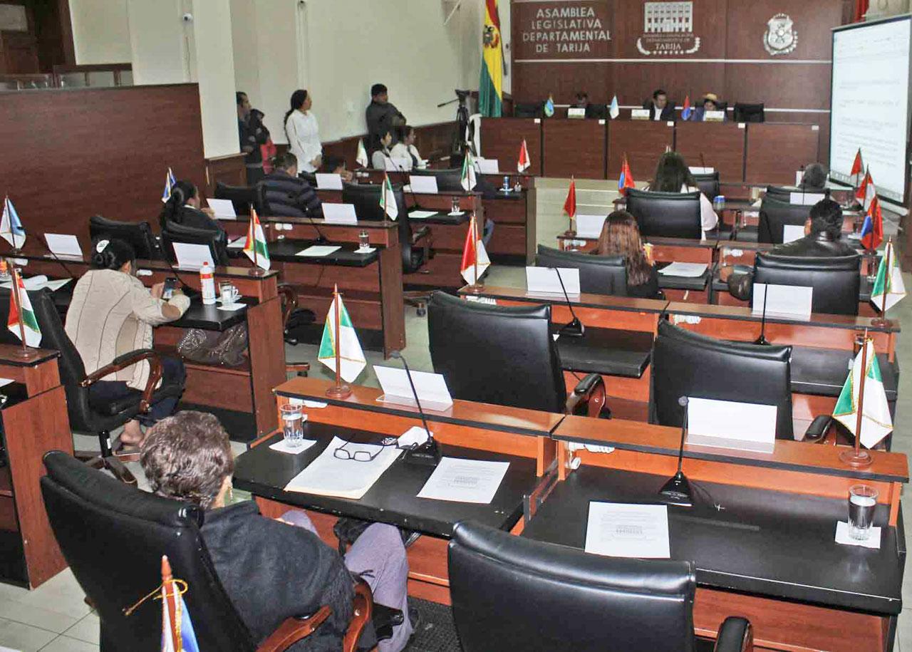 Asamblea Legislativa Departamental de Tarija