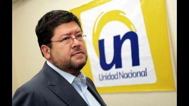 El líder de Unidad Nacional (UN), Samuel Doria Medina. Foto: La Razón - archivo