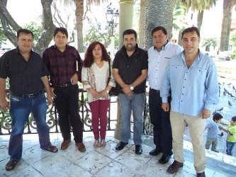 Alcaldes de Tarija