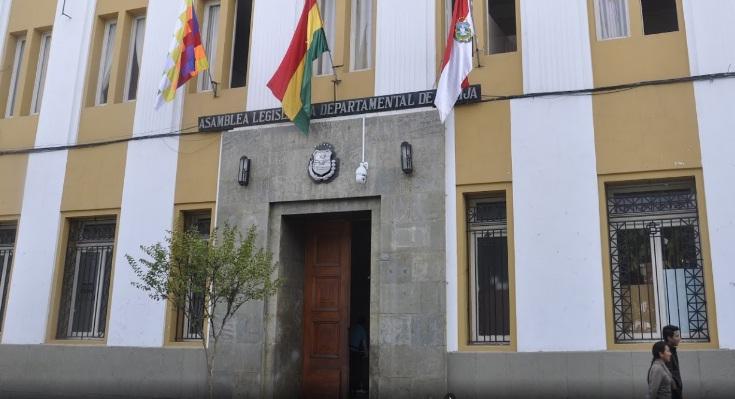 Asamblea Departamental de Tarija