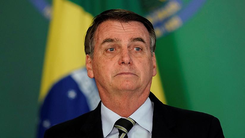 La aprobación de Bolsonaro cae con fuerza a punto de cumplir 100 ...