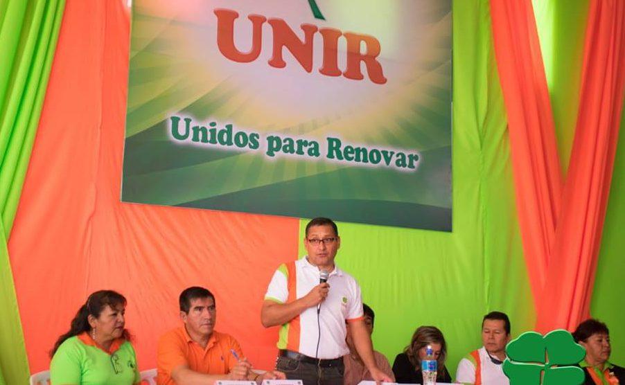 Congreso de UNIR. Foto Archivo