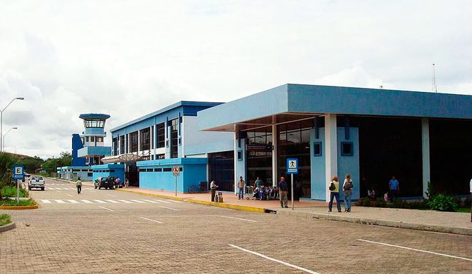 Aeropuerto Capitán Oriel Lea Plaza