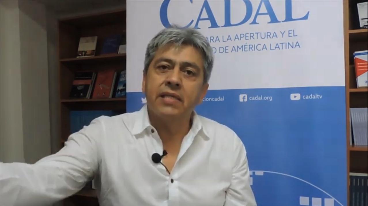 Mario Cossío. Foto Archivo