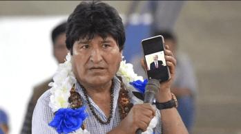 """Evo Morales decía que las redes sociales eran la """"alcantarilla de la basura"""" hasta su derrota en el referendum de 2016. Desde entonces, se convirtió en uno de los principales presidentes tuiteros de la región."""
