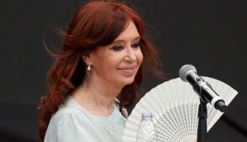 Cristina Kirchner será candidata a la Vicepresidencia de Argentina en las elecciones de octubre.