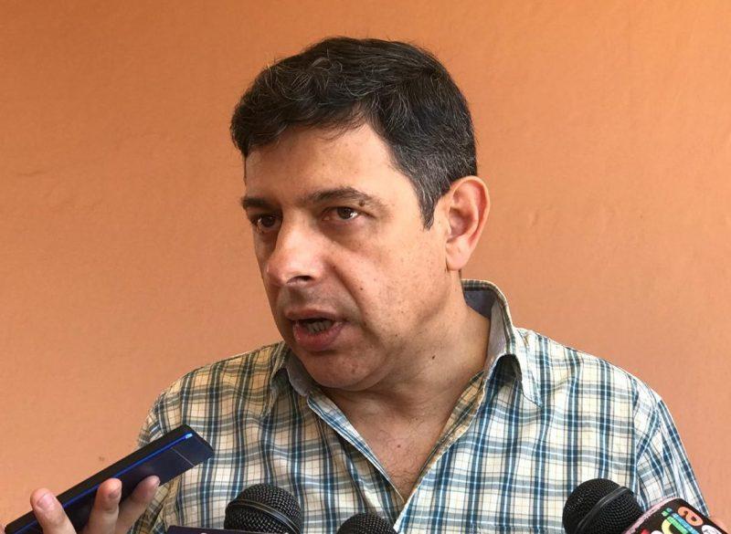 Diego Ávila, secretario Ejecutivo de la Alcaldía de Tarija.