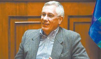 Eduardo Rodríguez Veltzé, embajador de Bolivia en los Países Bajos. Foto: José Lavayén-archivo