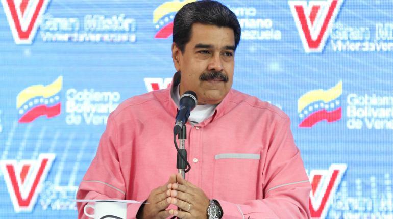 El presidente venezolano, Nicolás Maduro.   AFP