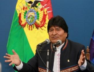 Evo Morales. Foto Archivo