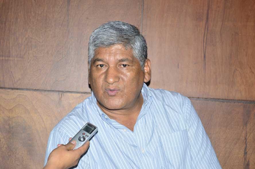 Luis Pedraza, miembro de Camino al Cambio