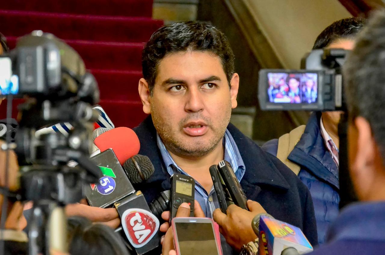 Secretario de Finanzas, Gobernación de Tarija