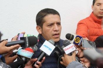 Yamil García, secretario de justicia Gobernación de Tarija