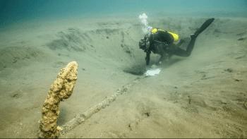 Se encontrarían a por lo menos 10 metros de profundidad (Foto: Efe)