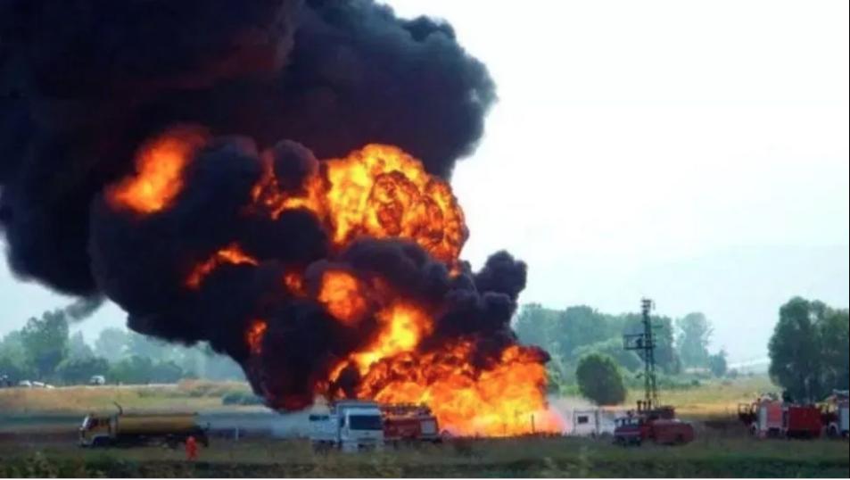 Diez muertos a raíz de la explosión de un oleoducto en Nigeria