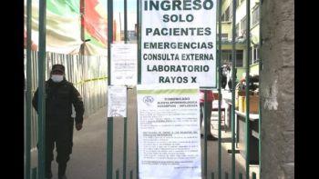 Hospital Obrero La Paz