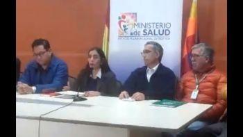 Gabriela Montaño Ministra de Salud