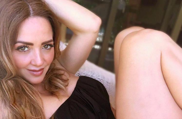 """Andrea Legarreta lleva dos décadas en el programa """"Hoy"""" (Instagram: andrealegarreta)"""