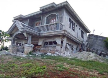 At least eight dead in earthquake in Batanes, Philippines
