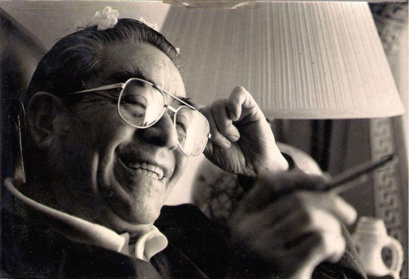 Murió este domingo Alfonso Prudencio Claure a los 91 años. ARCHIVO CORREO DEL SUR