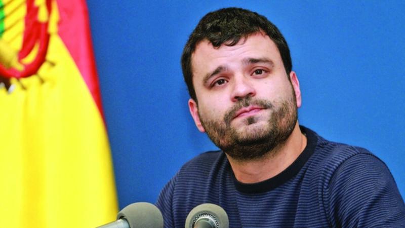 Ministro de Comunicación, Manuel Canelas