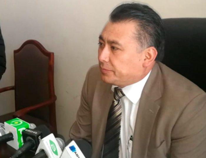 El consejero de la Magistratura, Omar Michel