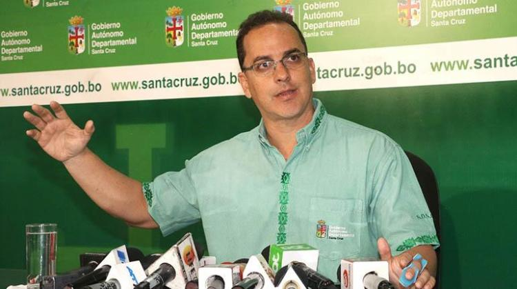 El secretario general de la Gobernación, Roly Aguilera. | Archivo | Los Tiempos