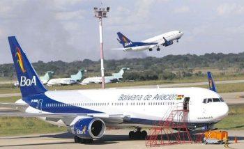 En 10 años la línea aérea presupuestó Bs 248 millones en alimentación para sus viajeros. A esto suman otros Bs 5 millones en publicidad digital. La firma reveló que ejecutó menos del 80% de esos montos