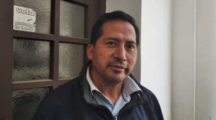 Instituciones determinaron desconocer a Carlos Dávila como presidente del Comité Cívico de Tarija