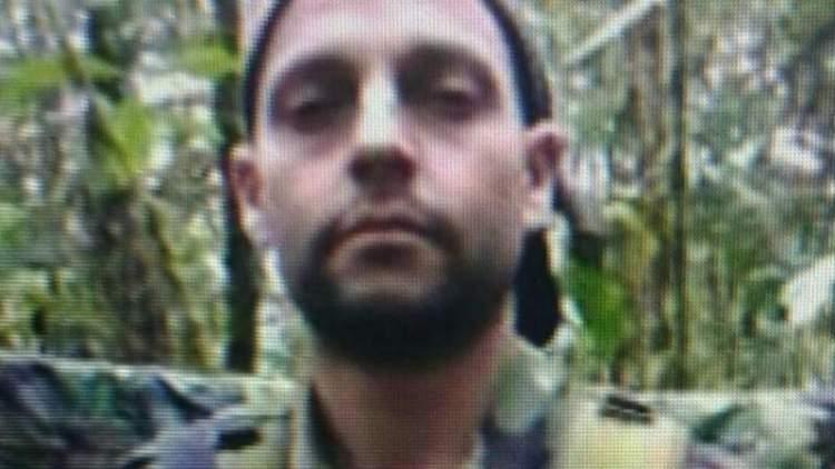 """Facundo Morales Schoenfeld, alias """"El Argentino"""", integrante e ideólogo de las FARC"""