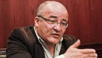 Hugo Moldiz, ex Ministro de Gobierno