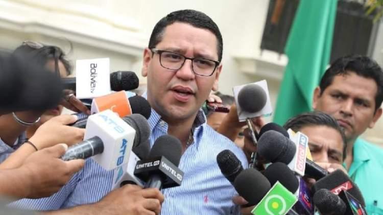 El diputado de Demócratas, Tomas Monasterio. Foto: Prensa Demócratas