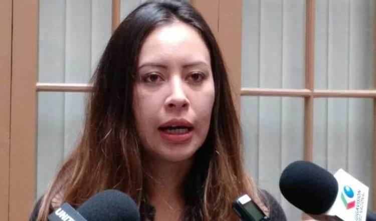 Exdiputada Valeria Silva