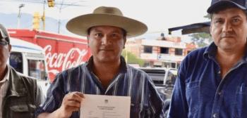 El subgobernador de Entre Ríos, Walter Ferrufino Gaite