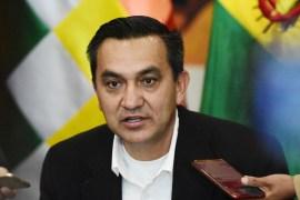 El ministro de la Presidencia y canciller interino, Yerko Núñez