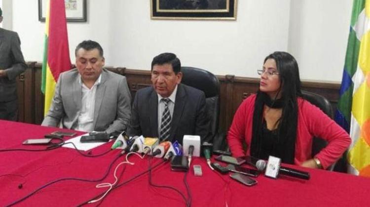 Consejeros de la Magistratura  de Bolivia