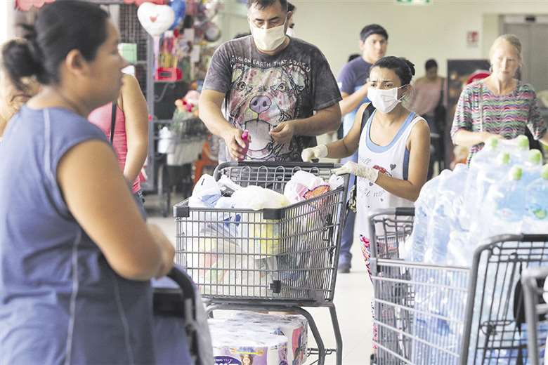 Calculan que Santa Cruz tendrá 3.000 infectados y 300 fallecidos ...