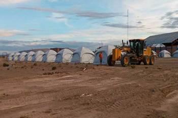 Campamento de Pisiga