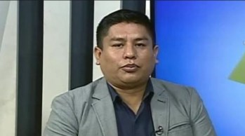 Henry Cabrera, diputado del MAS
