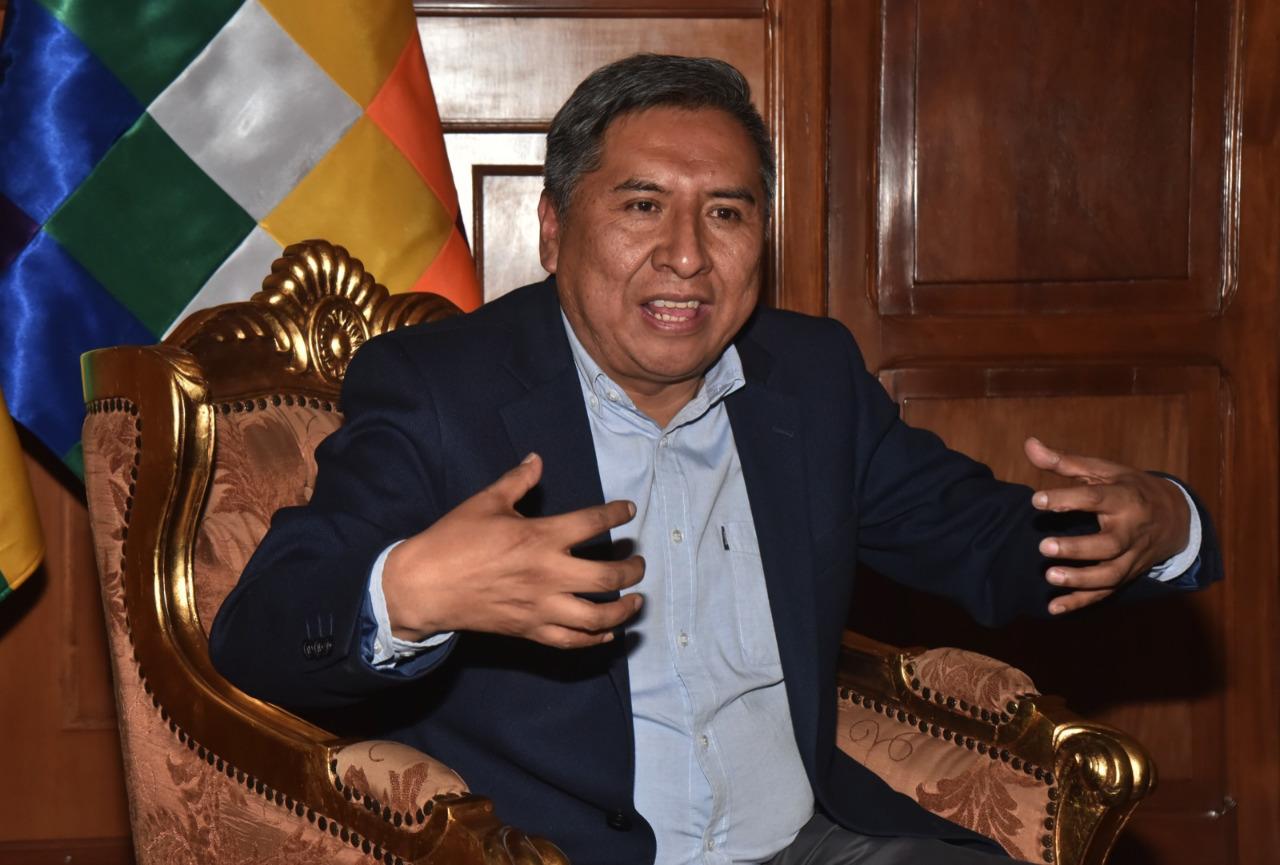 El Canciller de Bolivia, Rogelio Mayta da positivo al coronavirus –  ahoradigital